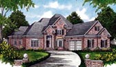Plan Number 97093 - 3040 Square Feet