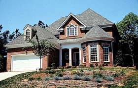 Traditional House Plan 97094 Elevation