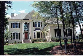 Traditional House Plan 97099 Elevation
