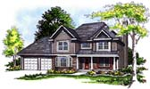 Plan Number 97110 - 1912 Square Feet