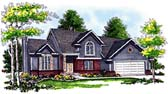 Plan Number 97111 - 1852 Square Feet