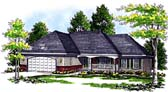 Plan Number 97114 - 1657 Square Feet