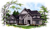 Plan Number 97116 - 2637 Square Feet