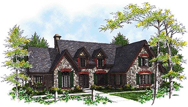 House Plan 97126