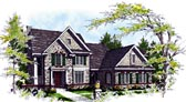 Plan Number 97127 - 2800 Square Feet