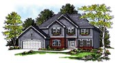 Plan Number 97130 - 2788 Square Feet