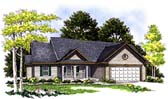 Plan Number 97133 - 1806 Square Feet