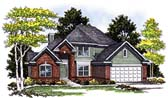 Plan Number 97136 - 2249 Square Feet