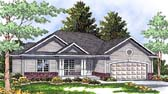 Plan Number 97137 - 1461 Square Feet