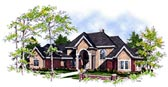 Plan Number 97139 - 3622 Square Feet