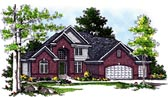Plan Number 97140 - 2832 Square Feet