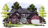 Plan Number 97142 - 2420 Square Feet