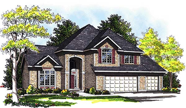 House Plan 97145