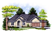 Plan Number 97151 - 2007 Square Feet