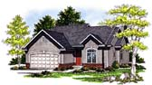 Plan Number 97152 - 1557 Square Feet