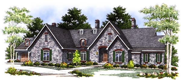 House Plan 97157