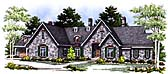 Plan Number 97157 - 6311 Square Feet