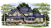 Plan Number 97161 - 3323 Square Feet