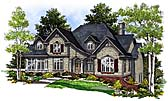 Plan Number 97163 - 3489 Square Feet