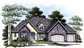 Plan Number 97168 - 3051 Square Feet
