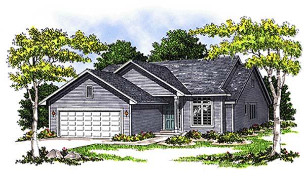 House Plan 97172