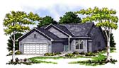 Plan Number 97172 - 1448 Square Feet