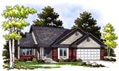Plan Number 97176 - 1480 Square Feet