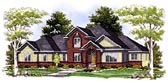 Plan Number 97179 - 2783 Square Feet