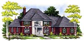 Plan Number 97181 - 3556 Square Feet