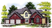 Plan Number 97182 - 2838 Square Feet