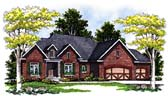 Plan Number 97190 - 2427 Square Feet