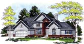 Plan Number 97192 - 2673 Square Feet