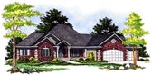 Plan Number 97197 - 4480 Square Feet
