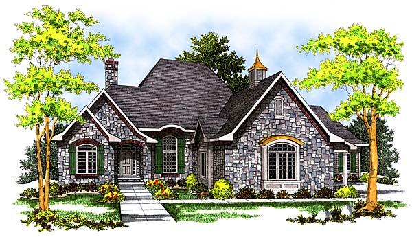 House Plan 97198 at FamilyHomePlanscom