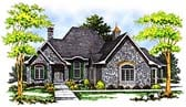 Plan Number 97198 - 3798 Square Feet