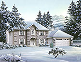 Plan Number 97206 - 2401 Square Feet
