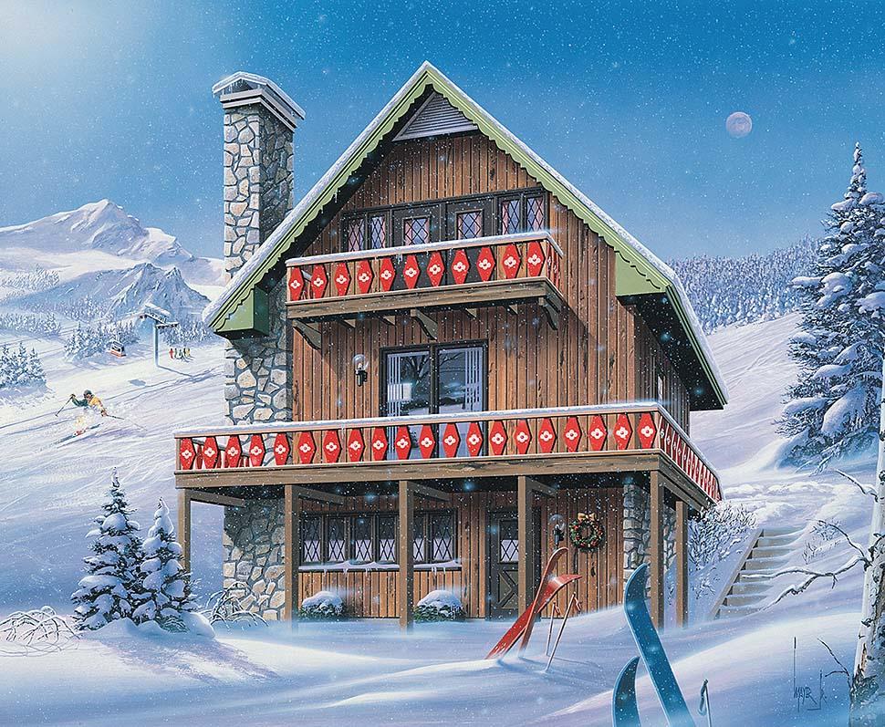 House Plan 97244