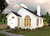 Plan Number 97246 - 527 Square Feet