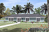 Plan Number 97254 - 1559 Square Feet