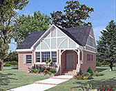 Plan Number 97256 - 1674 Square Feet