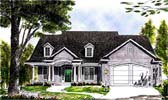 Plan Number 97300 - 1814 Square Feet