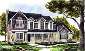Plan Number 97304 - 2236 Square Feet