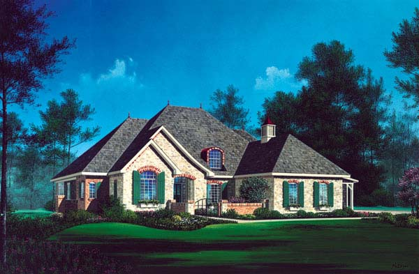 House Plan 97313