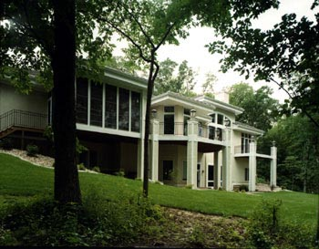 Southwest House Plan 97315