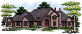 Plan Number 97316 - 6571 Square Feet