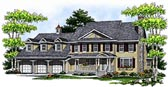 Plan Number 97327 - 2701 Square Feet