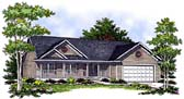Plan Number 97331 - 1342 Square Feet