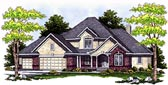 Plan Number 97343 - 3580 Square Feet