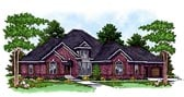 Plan Number 97345 - 3608 Square Feet