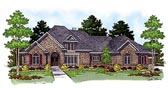 Plan Number 97346 - 4297 Square Feet